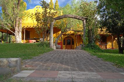 Finca La Encantada - Eco Wine Lodge
